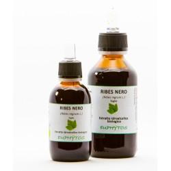Estratto idroalcolico biologico di Ribes nero foglie