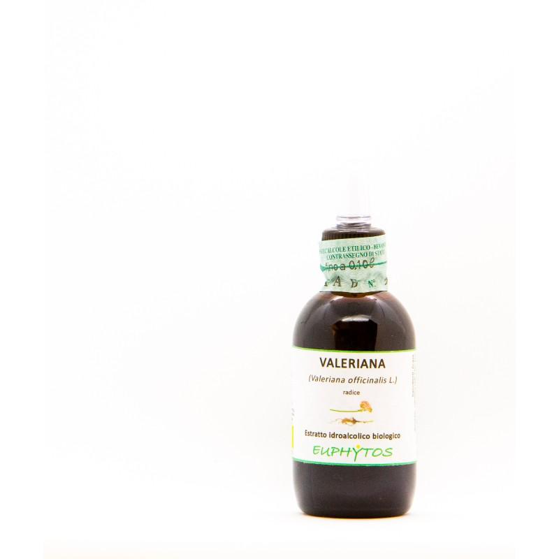 Estratto idroalcolico biologico di Valeriana