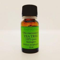 Olio essenziale di Tea tree, foglie