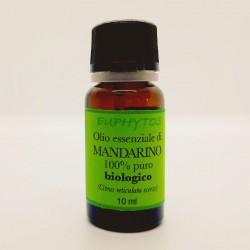 Olio essenziale di Mandarino, scorze