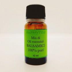 Mix di Oli Essenziali Balsamici