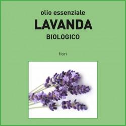 Olio essenziale di Lavanda, fiori