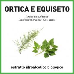 Estratto idroalcolico biologico di Ortica e Equiseto