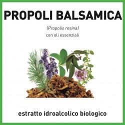 Estratto idroalcolico di Propoli balsamica