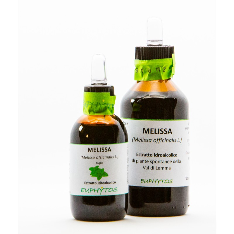 Estratto idroalcolico biologico di Melissa