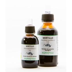 Estratto idroalcolico biologico di Mirtillo